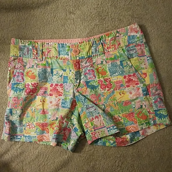 c23a3abe749dfb Lilly Pulitzer Pants - Lilly Pulitzer Shorts